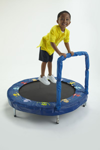 "48"" Bouncer Trampolines"