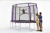 8X14 Oval  Trampolines