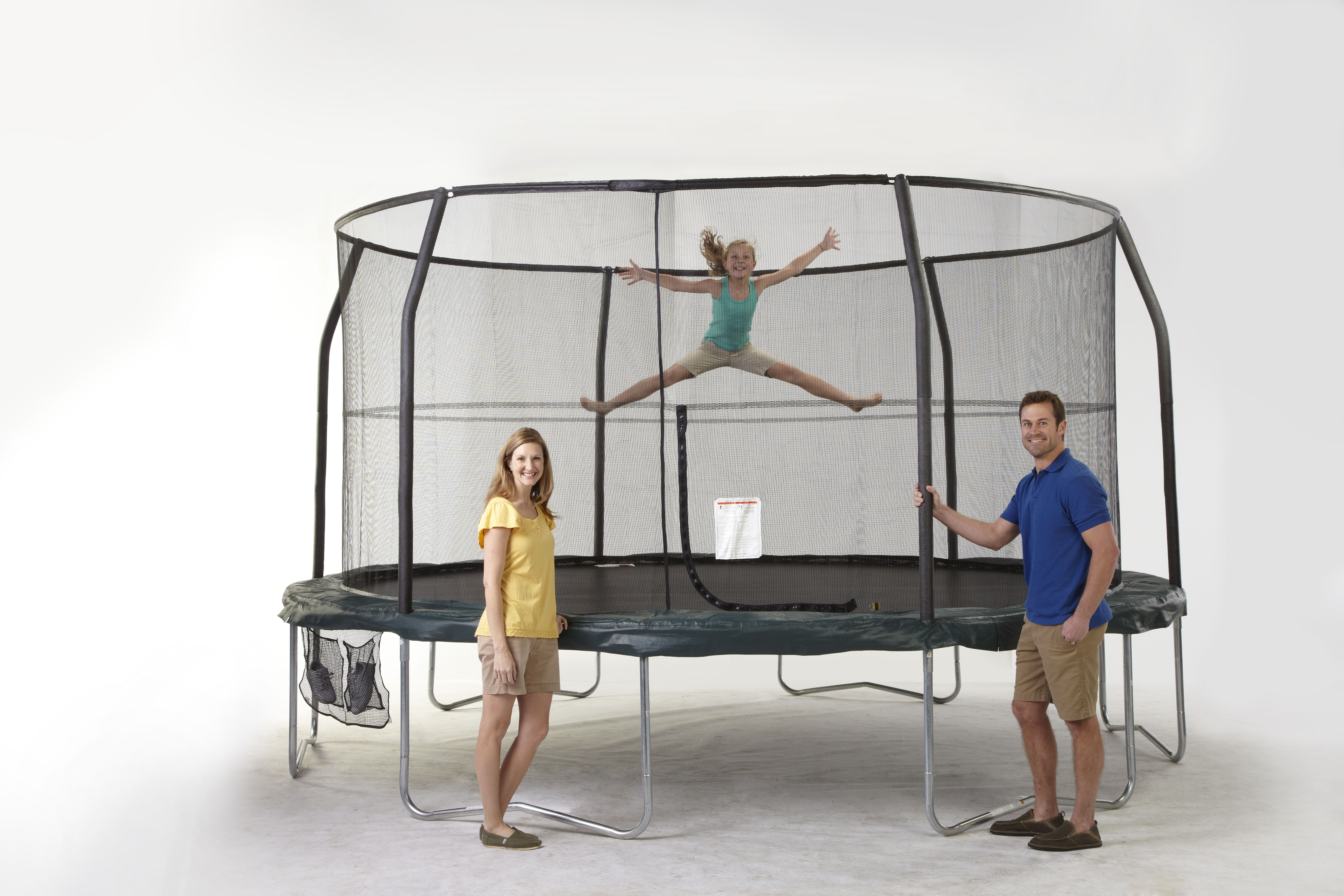 15 Ft Trampolines