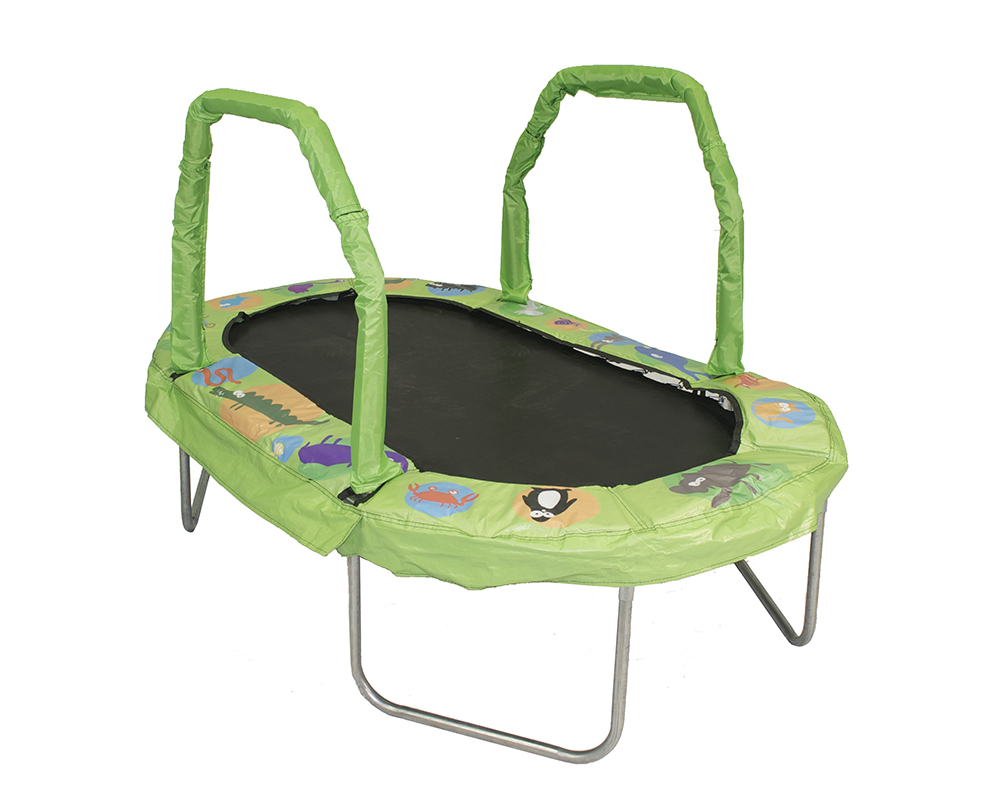 Mini Oval Trampolines