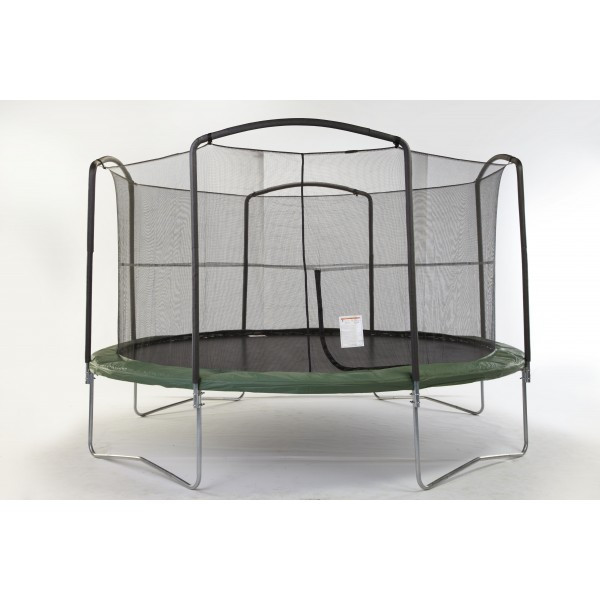 13ft 4 Arch Enclosure Net  Model NET13-4A  **TRAMPOLINE SOLD SEPARATELY**