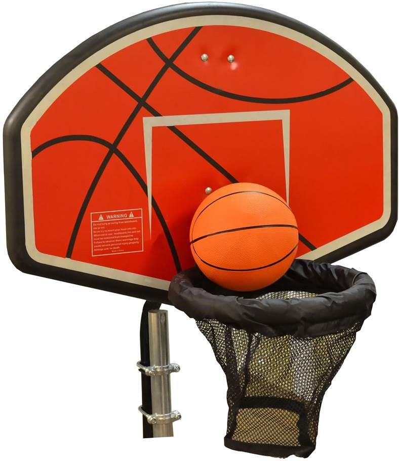 Trampoline Basketball Hoop With U-Bolt Attachment Model