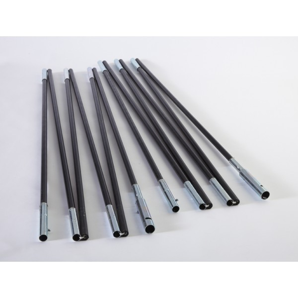 G3 Set For 7.5ft Hexagon 6 Poles Model SETG3-7.5HXJP6