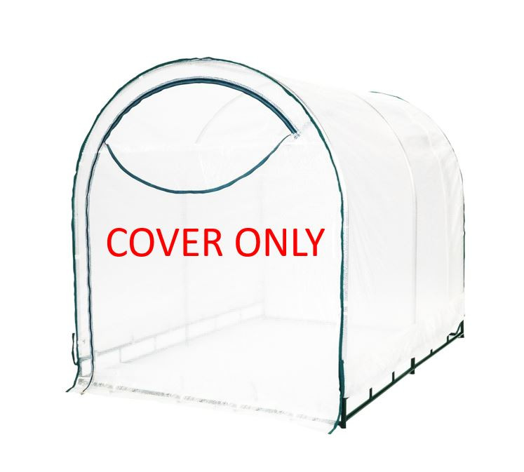 GREEN HOUSE 6'x8' COVER ONLY. Part#GH68COV