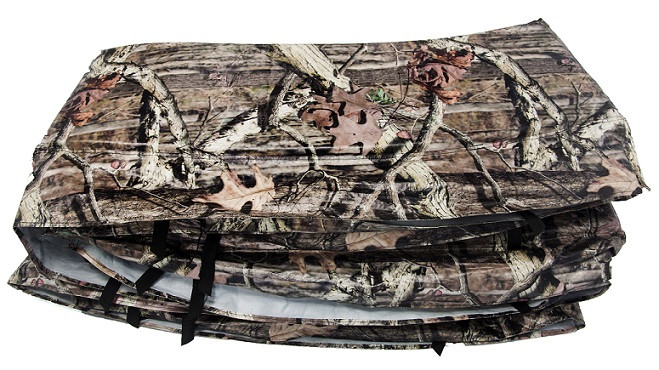 14ft Mossy Oak Safety Pad For 4 Poles  Model PAD14JP4-10MO