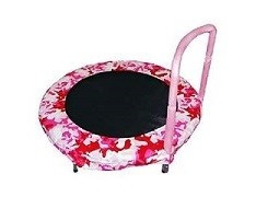 "JumpKing 48"" Bouncer Camoflouge Pink Model JK48CP"