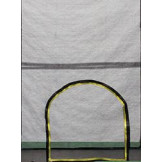 Oval 8'X12' Enclosure Netting For 8 Poles With JK Logo Model NETOV812-JP8JK