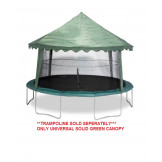 UNIVERSAL 14' TRAMPOLINE COVER (SOLID GREEN) Model ACC-USGC14