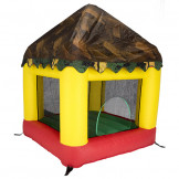 TREE HOUSE COVER FOR 6.25' X 6' BOUNCE HOUSE MODEL BHCTH