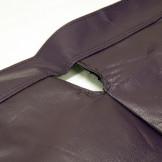"14x17 Oval Safety Pad For 8 Poles 10"" wide Purple Model PADOV1417JP8-10PR"