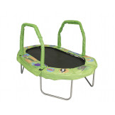 "JK3866GN - JumpKing Mini Oval 38"" x 66"" With Green Pad"