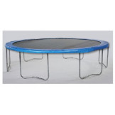 14 FT TRAMPOLINE ONLY - 12 TOP RAILS / 6 W-LEGS / 72 SPRINGS Model#OR14WT-472C2