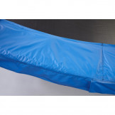 "12ft Blue Safety Pad 10"" Wide Model PAD12-10B For 5.5 and 7"" inch sized Springs"