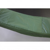 "13' Green Safety Pad 10"" Wide Model PAD13-10G For 5.5"" and 7 inch sized Springs"