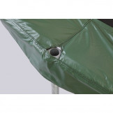 "7.5Ft. Green Safety Pad For 6 Poles 9"" Wide Model PAD75JP6-9G"