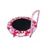 "JumpKing 48"" Bouncer Camoflouge Pink Model JK48CP"