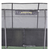 Rectangular 10' X 14' Enclosure Netting For 8 Poles With JK Logo Model NETRC1014-JP8/7JK